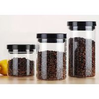 Glass Storage and Jar, Glass container thumbnail image