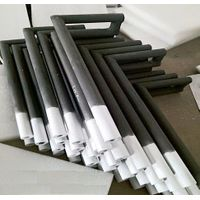 Professional Supplier Wholesale SiC Silicon Carbide Tube Heater, SiC furnace heater thumbnail image