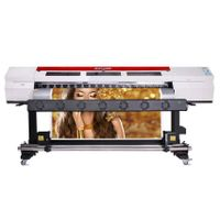 SAITU 2M Double Head Large Format Digital Printer