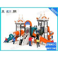 2014 Hot Design Outdoor Playground Equipment UFO-006