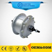 efficience dc motor