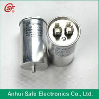 CBB65 capacitor AC running Motor Capacitor made in china alibaba manufacturer CBB65 capacitor AC run