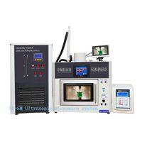 Ultrasonic microwave reaction system