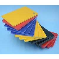 Color PVC foam board plastic sheet plast wood thumbnail image