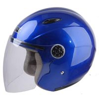 NEW ABS  open face helmet
