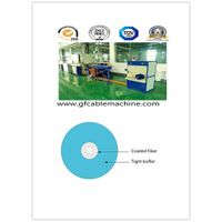Tight Buffer Fiber Strengthened Extrusion Production line