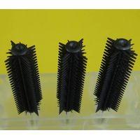 Hengfang 3D Private Label Fiber Nylon Eyelash Eyebrow Eyeliner Waterproof Mascara Brush Tip QZ-12