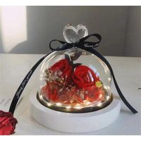 3D longlife dried art flower designed by specialist thumbnail image