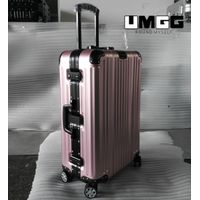 Attactive Style China Factory Price OME aluminum luggage