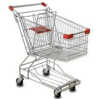 American style shopping trolley thumbnail image