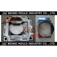 Auto fan shroud plastic mould