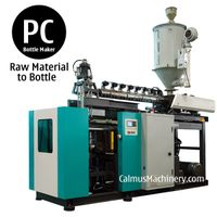 5 Gallons Polycarbonate Bottle Blow Molding 3 Gallon PC Bottle Making Machine thumbnail image