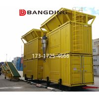 containerized port weight bagging machine