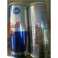 Soft and Energy Drinks