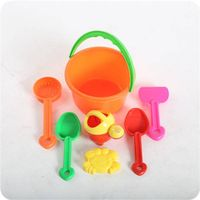 SAND PAIL BEACH PLAY TOY SETS