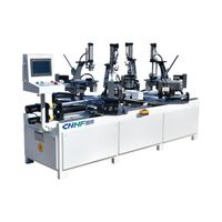 Four Angles Nailing Joining Machine For Wooden Frame thumbnail image