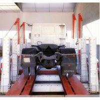 Truck frame machine,heavy duty trucker frame machine