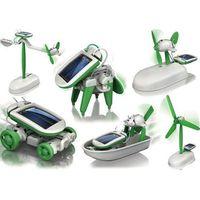 Super offer for christmas,6 in 1 solar kit,solar toy thumbnail image