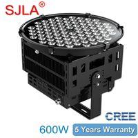 IP65 Led Stadium light Industrial High power floodlight 300W 600W Projection spotlight thumbnail image