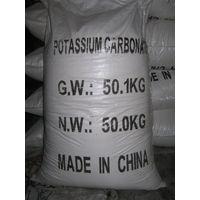potassium carbonte