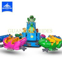 Amusement Park Indoor Game Machine Jumping Frog for Kids thumbnail image