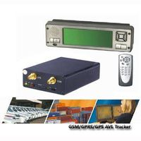 GSM/GPRS/GPS AVL Tracker