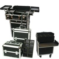 COSMETIC CASE TROLLEY CASE