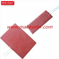 High quality silicone rubber heating element