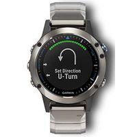 Garmin Quatix 5 Sapphire Multisport Marine Smartwatch w HR Monitor