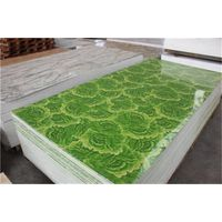 interior decoration material pvc marble panel