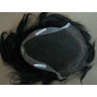 544S Full Swissl ace base hairpiece