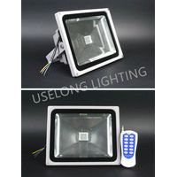 10-200W Wireless Floodlights(control 80 meters)