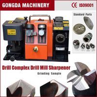Hot Selling End Mill And Drill Bit Grinding Machine GD-313A