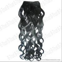 Chinese remy hair weave