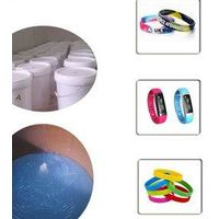 Wristbands Liquid Bracelet Silicone Rubber For Bands
