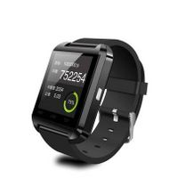 Smart Bluetooth Touch Watch Sync Call SMS for 5S S5 Andriod IOS HTC One LG