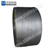 13mm CaFe Cored Wire for Steelmaking