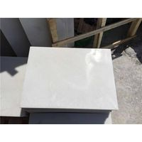 snow white marble tiles & slab