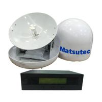Marine Satellite TV Antenna