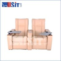UV832A Electric Reclining Sofa with Coffee Table