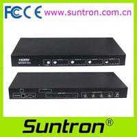 Suntron HD44C100 HDMI Switcher (with SDI coaxial extension output) thumbnail image