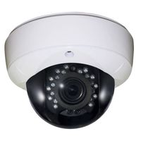 High Quality AHD Camera FBIH12A-23 with 23pcs IR LED,varifocal lens 2.8-12mm,vandalproof dome camera