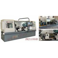 ZK2115X4BFour-axis Gun drilling Machine Tool