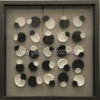 3D Shadow Box Wall ArtNature Clay art