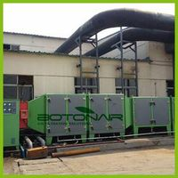Air Cleaning Equipment For Rubber Industry