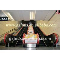escalator advertising film thumbnail image