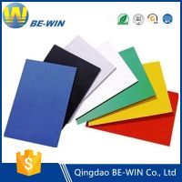 0.6-8mm ABS plastic sheet High quality for Refrigerator advertising printing vacuum forming