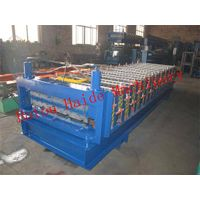 HD Double layer roll forming machine