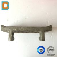 High chromium steel casting fittings used for heat processing thumbnail image