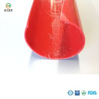 Red High Quality Silicone Rubber Sheet for Heat Resistant Silicone Glass Laminated Sheet